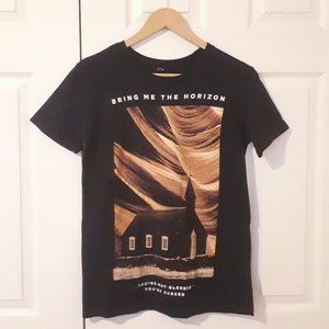 Bring Me The Horizon Band Tee Size XS